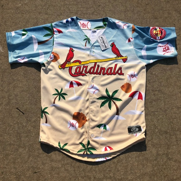 7d8137eae St. Louis Cardinals Spring Training Jersey